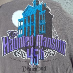 Disney Haunted Mansion shirt, size large